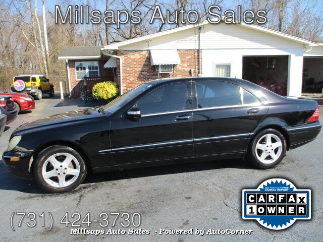 2005 Mercedes Benz S-Class S430 5-Speed Automatic